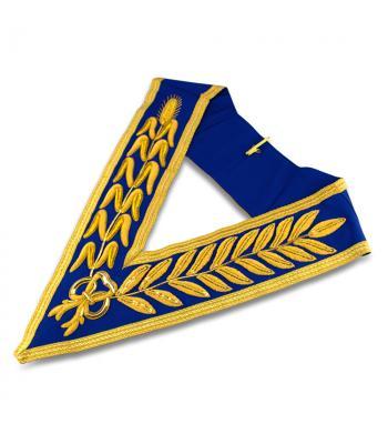 C052 Craft Grand Lodge F/d Collar Finest Quality