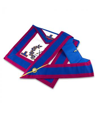 M032 Grand Mark Undress  Apron & Collar