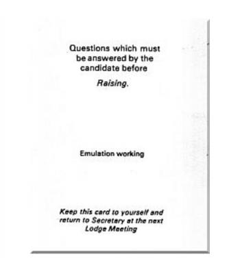 Emulation Question Card (raising)