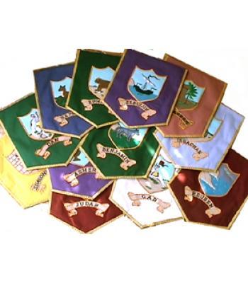 R115 Royal Arch Ensigns Set Of Twelve