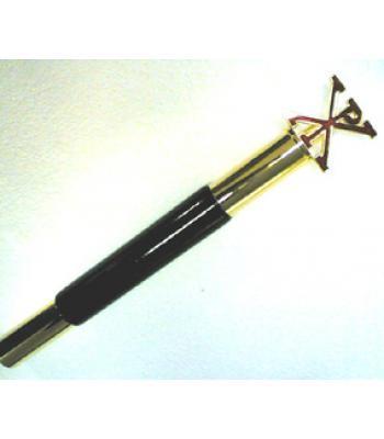 X032 Kcc Xp Baton Commander - Black Shaft Open Xp